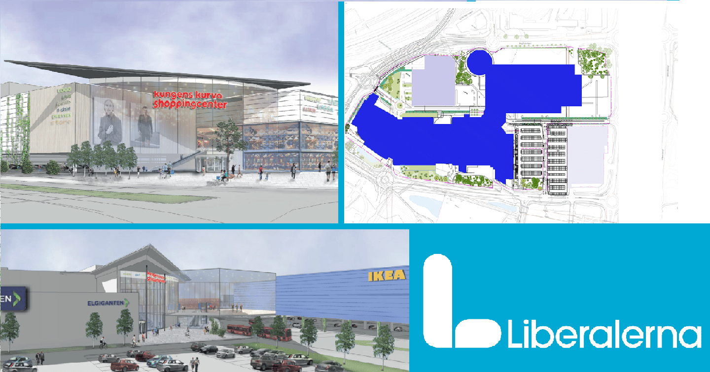 Många arbetsplatser med nytt IKEA och större shopping  d3ee5806fca3e